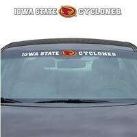 Iowa State Cyclones Decal 35x4 Windshield
