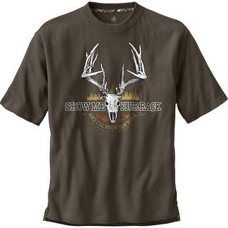 Legendary Whitetails Men's Show Me Your Rack Short Sleeve T-Shirt
