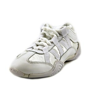 Nfinity Evolution Round Toe Leather Sneakers
