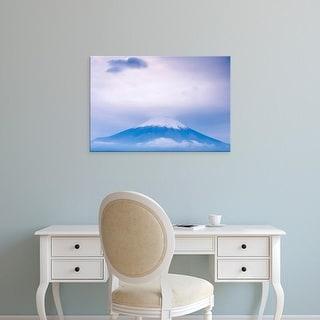 Easy Art Prints Rob Tilley's 'Mt Fuji' Premium Canvas Art