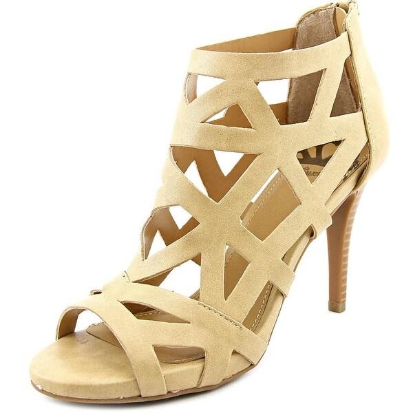 Fergalicious Histeria Women Nude Sandals
