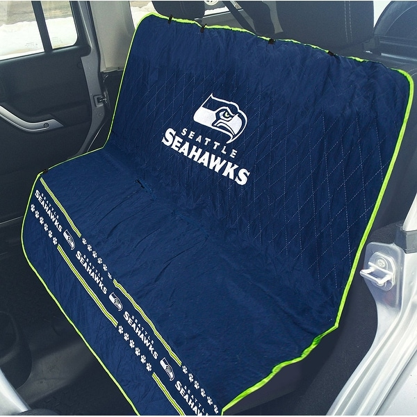 Seattle Seahawks Velour Seat Belt Pads Replacement Parts Brake ...