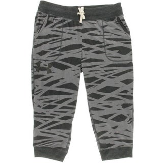 Under Armour Womens Fitted Crop Jogger Pants