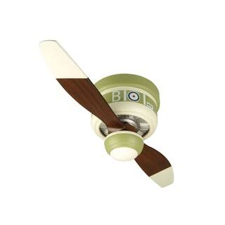 Craftmade ceiling fans for less overstock craftmade sopwith camel youth fans 42 2 blade flush mount indoor ceiling fan blades aloadofball Images
