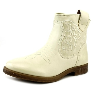 Dolce by Mojo Moxy Tally Round Toe Leather Western Boot