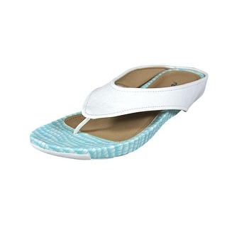 Kenneth Cole Reaction Water Park Open Toe Synthetic Thong Sandal