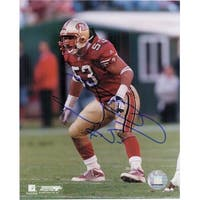 Signed Ulbrich Jeff San Francisco 49ers 8x10 Photo autographed