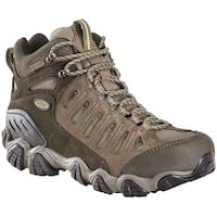 Oboz Mens Umber Closed Toe Ankle Cold Weather Boots