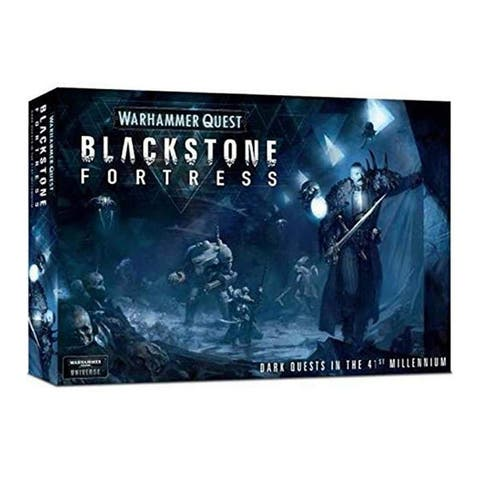 Games Workshop Warhammer Quest: Blackstone Fortress - Multicolor