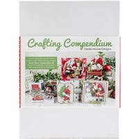 Santa Claus - Debbi Moore Crafting Compendium Cardmaking Kit