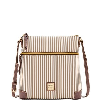 Dooney & Bourke DB Stripe Crossbody (Introduced by Dooney & Bourke at $188 in Jun 2017)