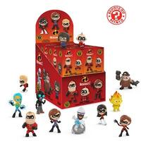"FunKo Disney Incredibles 2 2.5"" Mystery Mini Vinyl Figure - multi"