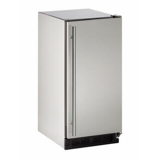 U-Line BI1215SOD-00A 15 Inch Wide 25 Lb. Daily Production Built-In Ice Maker