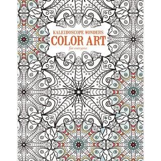 Leisure Arts-Kaleidoscope Wonders Color Art