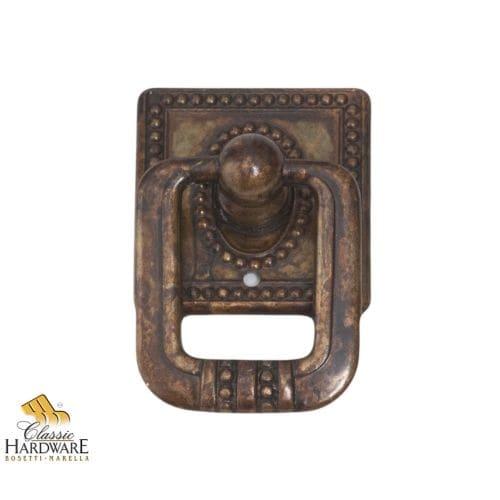Bosetti Marella 100232 Classic 1-5/16 Inch Diameter Ring Cabinet Pull