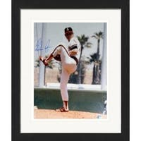 Nolan Ryan Autographed 16 x 20 in. Photo - California Angels