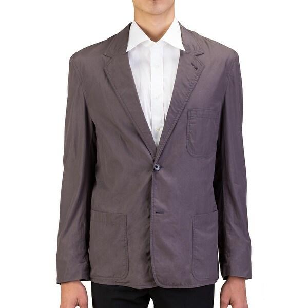 545ce58a28d Yves Saint Laurent Men's Lightweight Cotton Two-Button Sportscoat ...