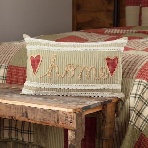 Prairie Winds Home Pillow 14x22
