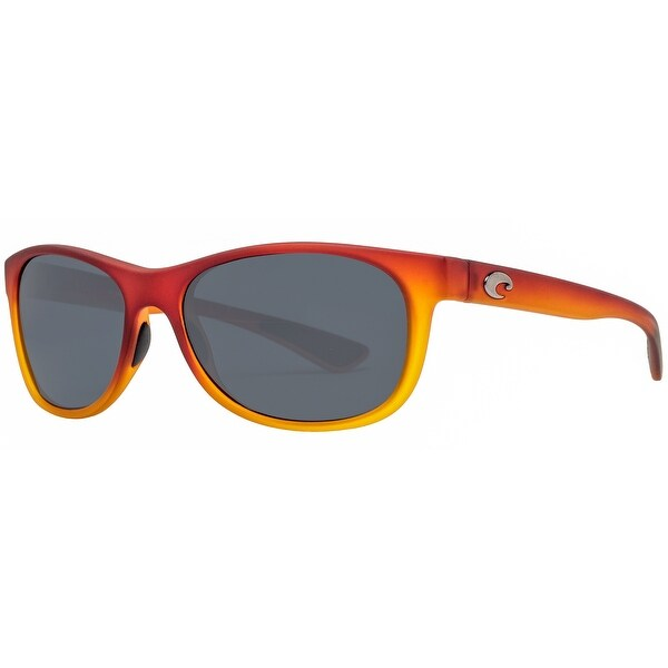 53a8a63eb96 Costa Del Mar Prop PR79 OGP Matte Sunset Fade Gray 580P Polarized Sunglasses  - frosted