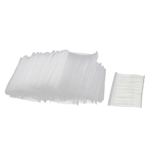 Garment Clothes Price Brand Lable Tag Pins Barbs Fasteners 65mm Length 5000 Pcs