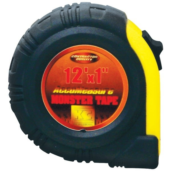 Kc Professional 90112 12Ft Monster Tape Measure