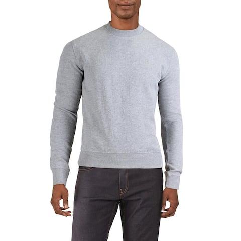 French Connection Mens Crew Sweatshirt Comfy Cozy