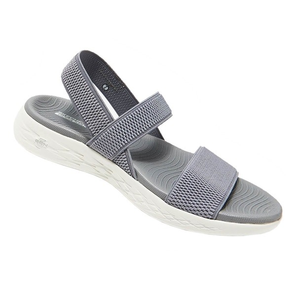 Go Gore Back-Strap Sandals Flawless