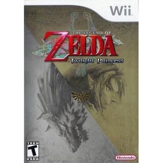 Legend of Zelda Twilight Princess Nintendo Wii (Refurbished)