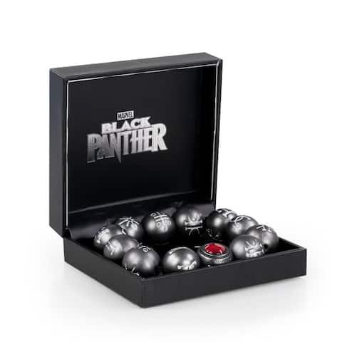 Marvel Black Panther Kimoyo Bead Bracelet - Red