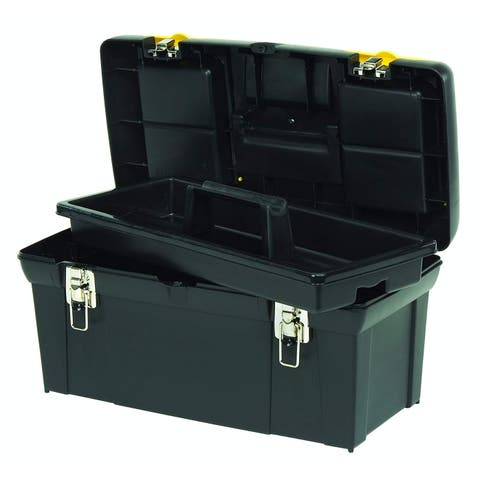 Stanley STST24113 Series 2000 Tool Box with Removable Tray, 24""