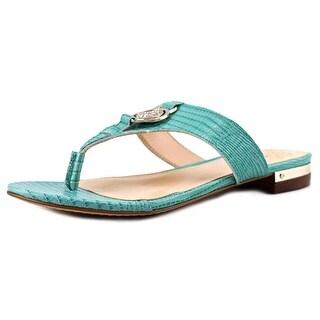Vince Camuto VC-HARMINI Open Toe Synthetic Thong Sandal
