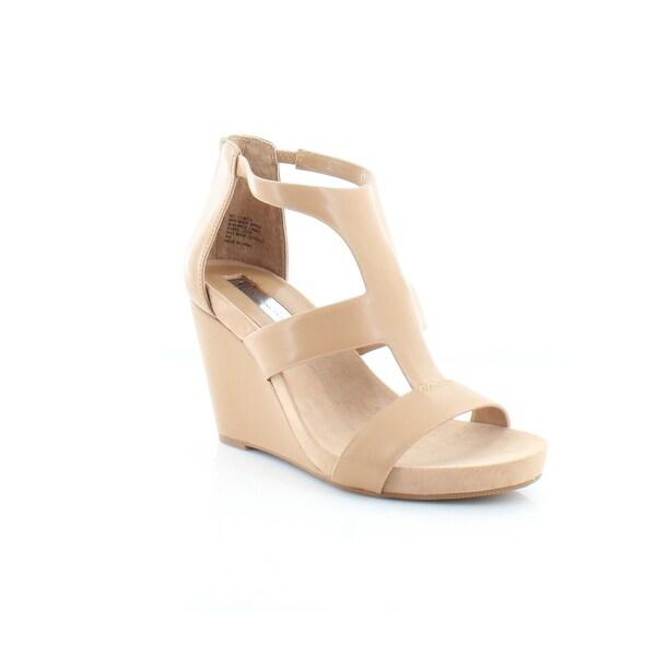 INC International Concepts Lilbeth Women's Sandals & Flip Flops Classic Tan