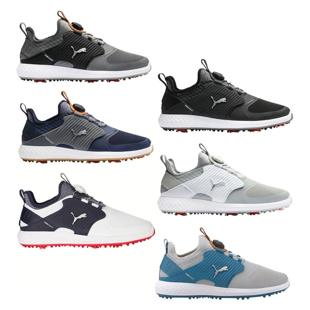 Shop 2020 Puma Ignite Pwradapt Caged Disc Golf Shoes Overstock 30804278