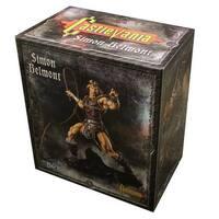 "Castlevania: 20"" Simon Belmont Statue - multi"