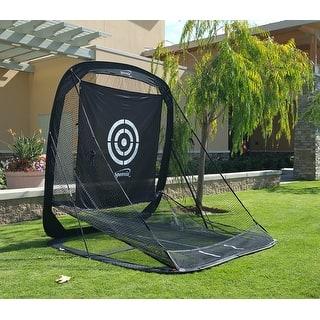 Spornia Automatic Ball Return Golf Net w/ Target sheet (Bonus: Chipping Basket)|https://ak1.ostkcdn.com/images/products/is/images/direct/0320869b5bb53ed9759258cd977825ae06d259f6/Spornia-Automatic-Ball-Return-Golf-Net-w--Target-sheet-%28Bonus%3A-Chipping-Basket%29.jpg?impolicy=medium