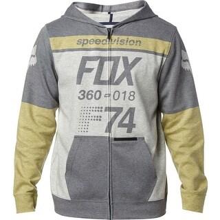 Fox Racing 2017/18 Mens Draftr Zip Fleece - 20119