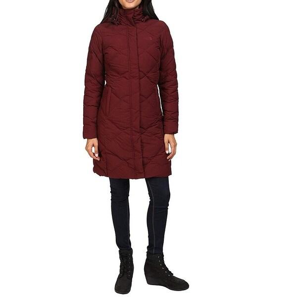 d9e4f154f Shop The North Face Purple Womens Size Medium M Miss Metro Puffer ...