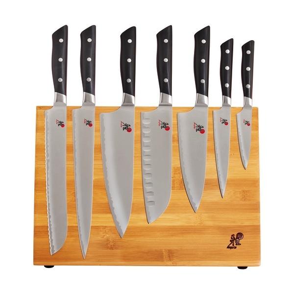 Shop Miyabi Evolution 10 Pc Knife Block Set Free