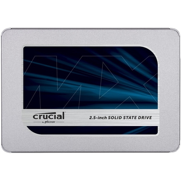 Crucial Ct500mx500ssd1 500Gb Mx500 2.5 Inch 3D Nand Sata Internal Solid State Drive