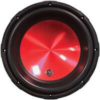 "Audiopipe 12"" Woofer 1600W Max 4 Ohm DVC"