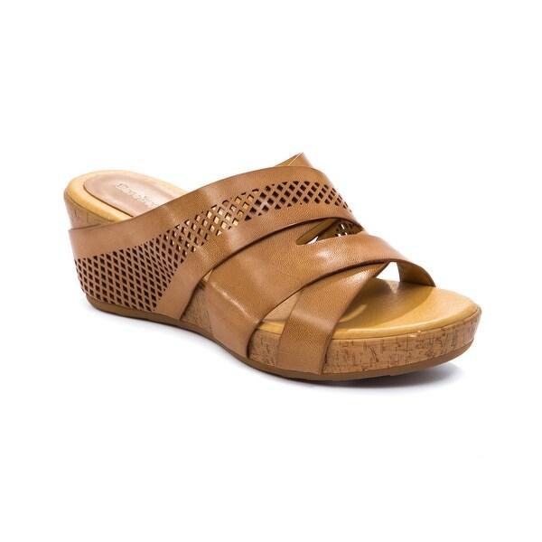 Baretraps Gemyni Women's Sandals & Flip Flops Caramel