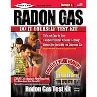 PRO-LAB RA100 Do-It-Yourself Radon Gas Test Kit - n/a - N/A