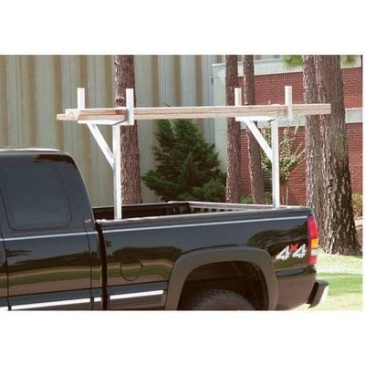 "Better Built 2-Post ""Y"" Utility Truck Rack - 250-Lb. Capacity"
