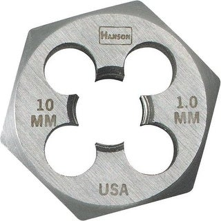 Irwin 8Mm-1.00 Hex Die 9733 Unit: EACH