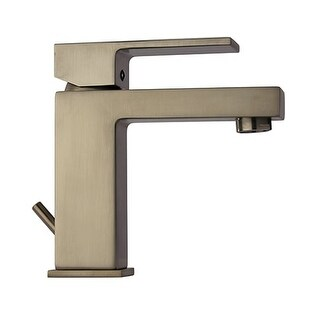 Fortis 8421100 Scala Single Hole Bathroom Faucet - Free Metal Pop-Up Drain Assembly with purchase