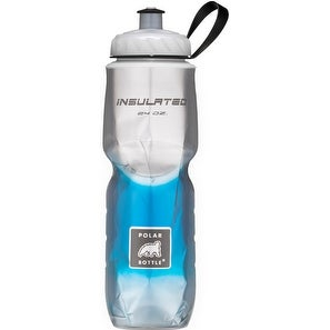 Polar Bottle Sport Insulated 24 oz Water Bottle - Blue Fade