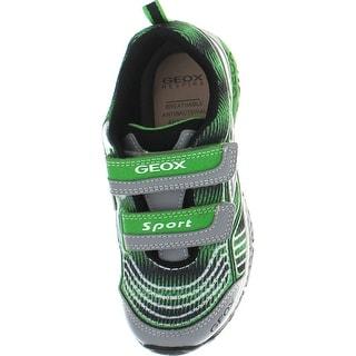 Geox Boys Jr Bernie Boy Fashion Sneakers