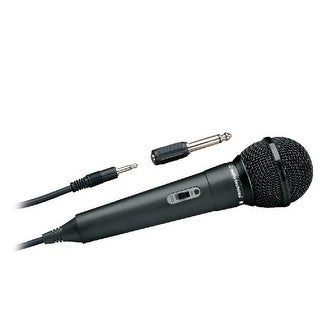 Audio-Technica ATHATR1100B Unidirectional Dynamic Vocal/Instrument Microphone