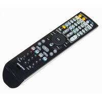 OEM Onkyo Remote Control Originally Shipped With: TXNR1009, TX-NR1009, TXNR809, TX-NR809