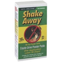 Shake-Away 9003008 Deer Repellent Granule Pack, 8 Oz